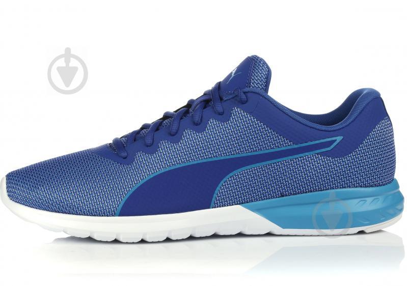 Кроссовки Puma Vigor р.9,5 голубой - фото 1