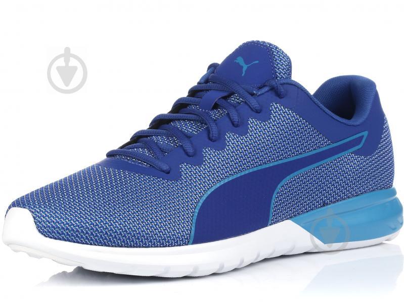 Кроссовки Puma Vigor р.9,5 голубой - фото 2