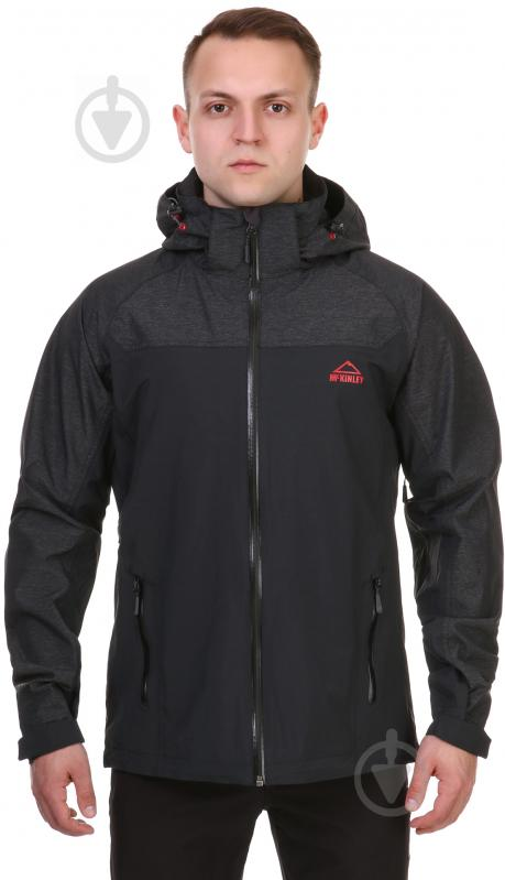 Куртка McKinley Cheney 2XL черный - фото 1