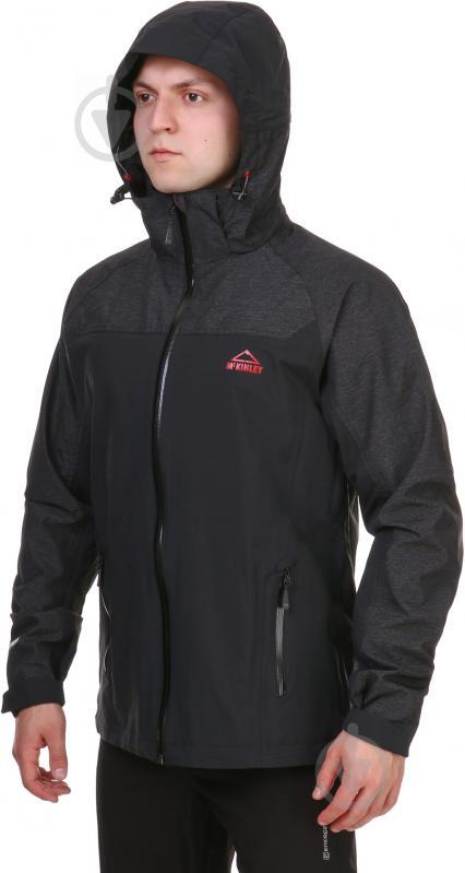 Куртка McKinley Cheney 2XL черный - фото 2