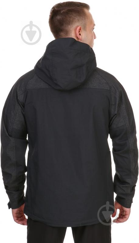 Куртка McKinley Cheney 2XL черный - фото 3