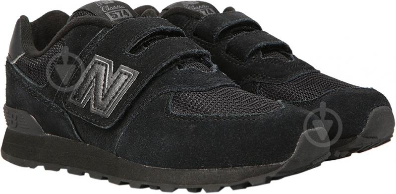 Кроссовки New Balance YV574TB р.1,5 черный - фото 5