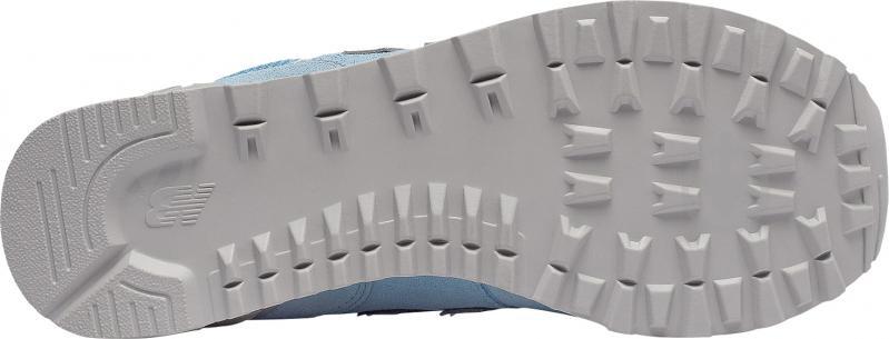 Кросівки New Balance WL574ESB р.7,5 блакитний - фото 4