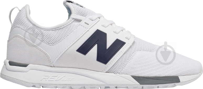 Кроссовки New Balance MRL247WG р.9,5 белый - фото 1
