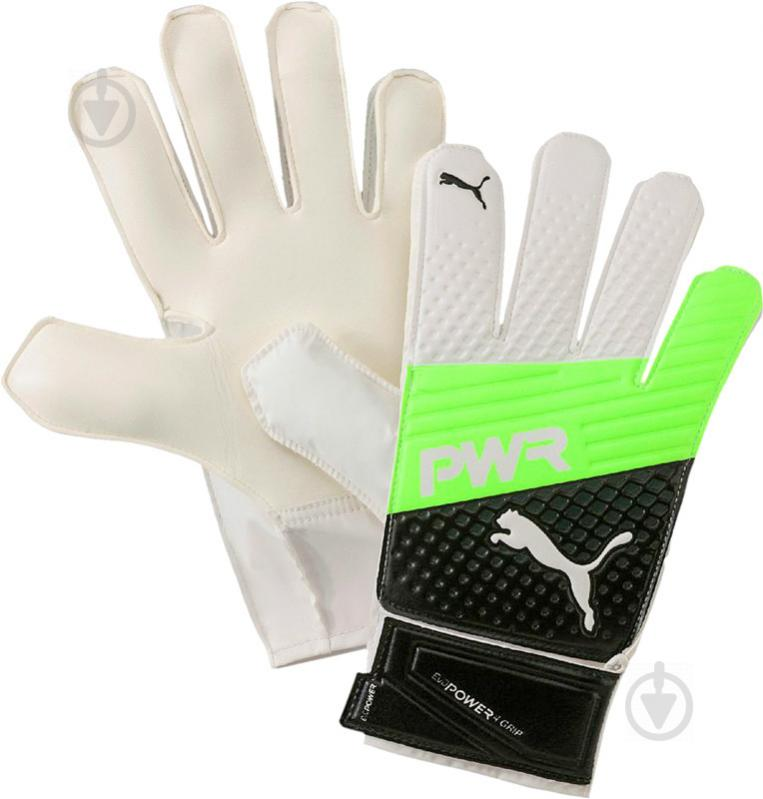 Вратарские перчатки Puma evoPOWER Grip 4.3 4122732 р. 9 - фото 1