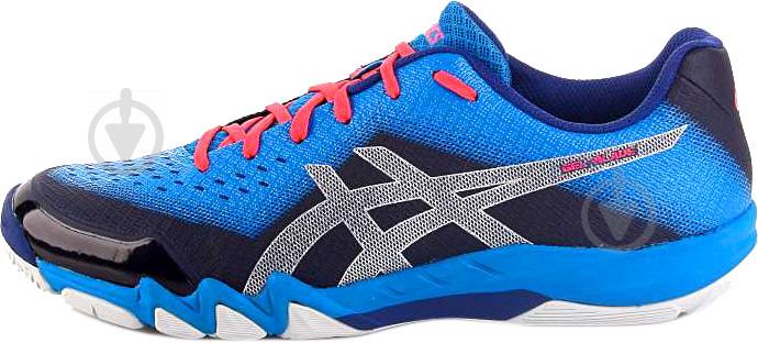 Кроссовки Asics GEL-BLADE 6 R703N-400 р. 11 сине-серебристо-красный - фото 1