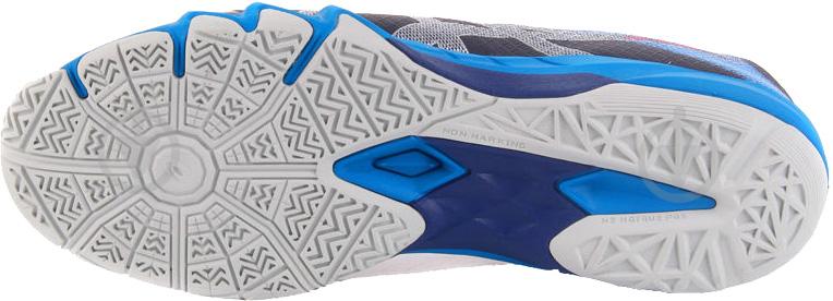 Кроссовки Asics GEL-BLADE 6 R703N-400 р. 11 сине-серебристо-красный - фото 3