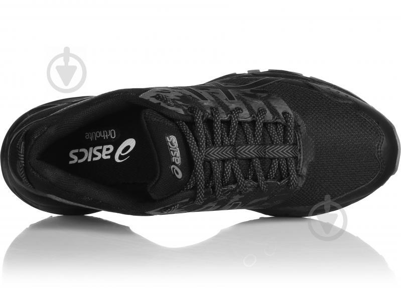 Кроссовки Asics GEL-Sonoma 3 T727N-9099-10H р.10,5 черный - фото 4