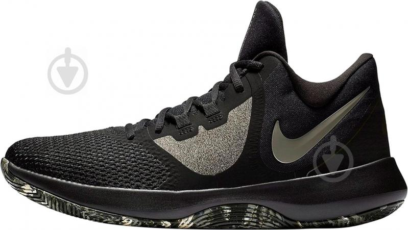 Кросівки Nike AIR PRECISION II AA7069-003 р.10 чорний - фото 3