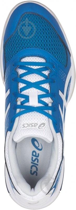 Кроссовки Asics GEL-ROCKET 8 B706Y-401 р. 13 голубо-синий - фото 5