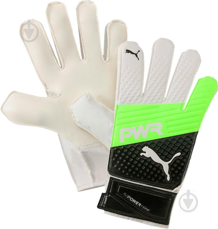 Вратарские перчатки Puma evoPOWER Grip 4.3 4122732 р. 7 - фото 1