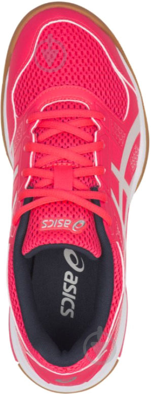 Кроссовки Asics GEL-ROCKET 8 B756Y-700 р. 9,5 кораллово-серый - фото 5