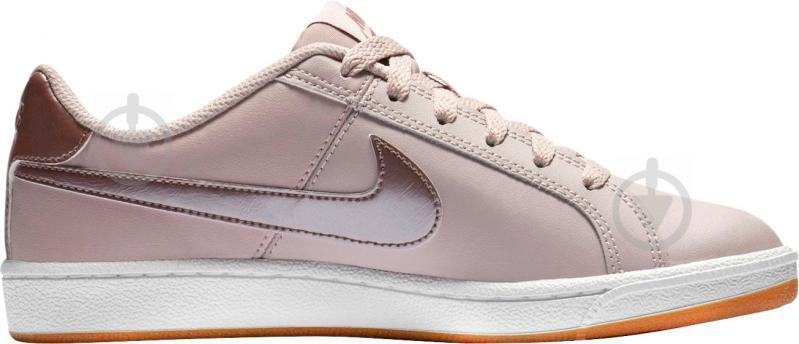 Кроссовки Nike WMNS COURT ROYALE 749867-600 р.6,5 лиловый - фото 1