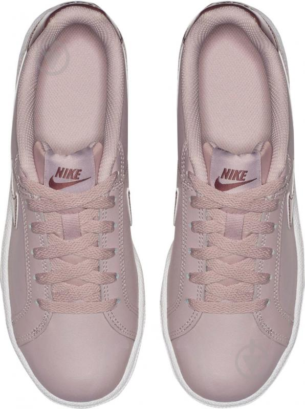 Кроссовки Nike WMNS COURT ROYALE 749867-600 р.6,5 лиловый - фото 3