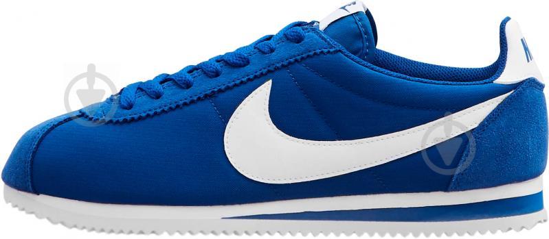 ac5a7907 Кроссовки Nike CLASSIC CORTEZ NYLON 807472-406 р.11 синий - фото 3