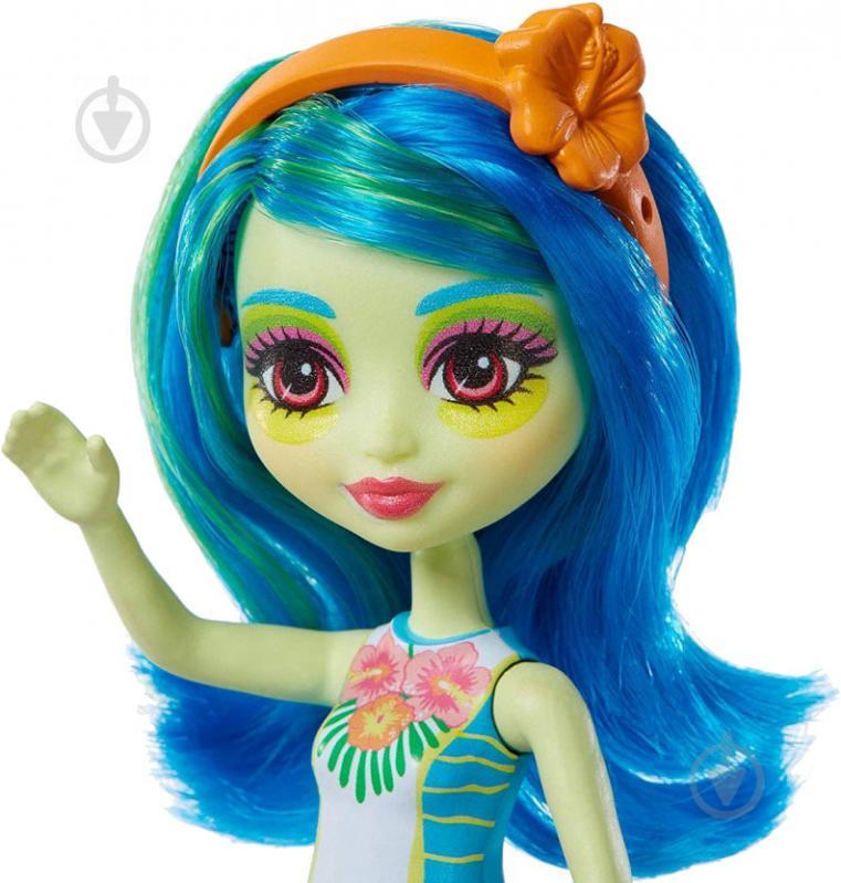 Кукла Enchantimals Лягушонок Тамика GFN43 - фото 6