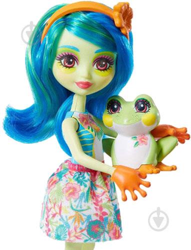 Кукла Enchantimals Лягушонок Тамика GFN43 - фото 5