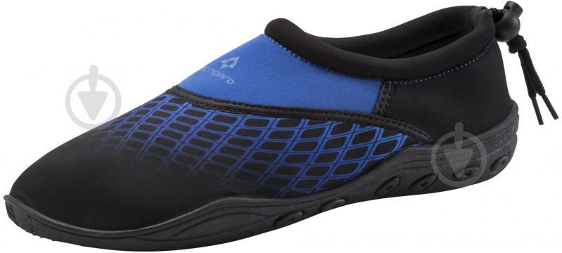 Шлепанцы TECNOPRO Aquino II 261717-901050 р. 45 сине-черный - фото 1