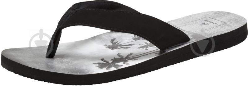Вьетнамки Firefly Toledo 6 M 274559-901050 р. 40 черно-серый - фото 1