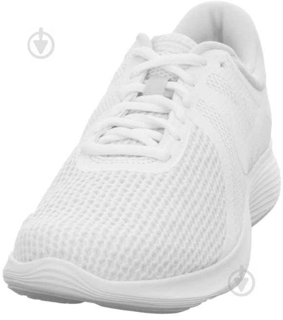 Кроссовки Nike REVOLUTION 4 EU AJ3490-100 р.8 белый - фото 4