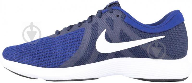 Кроссовки Nike NIKE REVOLUTION 4 EU AJ3490-414 р.10 синий - фото 2