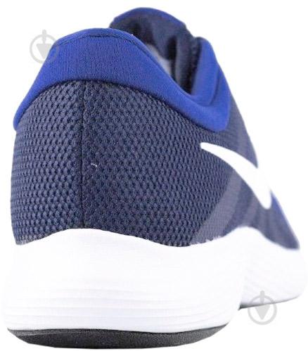 Кроссовки Nike NIKE REVOLUTION 4 EU AJ3490-414 р.10 синий - фото 3