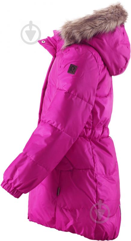 Куртка детская Reima 531231-4620р.122 розовый - фото 3