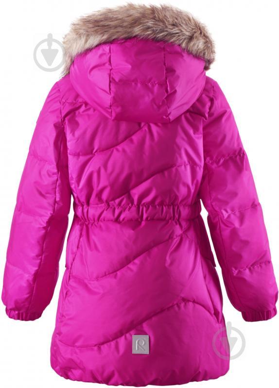 Куртка детская Reima 531231-4620р.122 розовый - фото 2