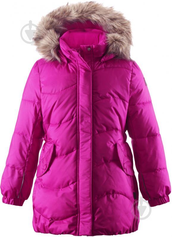 Куртка детская Reima 531231-4620р.122 розовый - фото 1