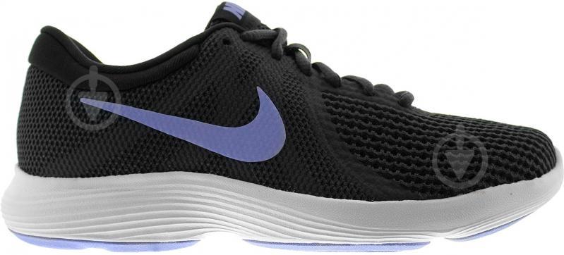 Кроссовки Nike WMNS REVOLUTION 4 EU AJ3491-006 р.7,5 черный - фото 1