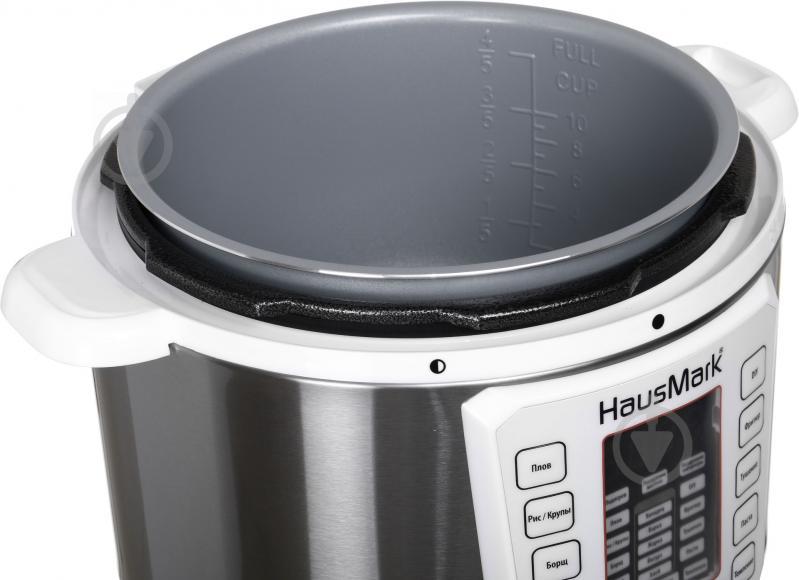 Мультиварка-скороварка HausMark PC50F-1 - фото 3