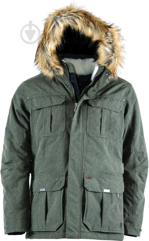 Куртка Northland Mick Parka 02-09176-5 L бежевый - фото 1