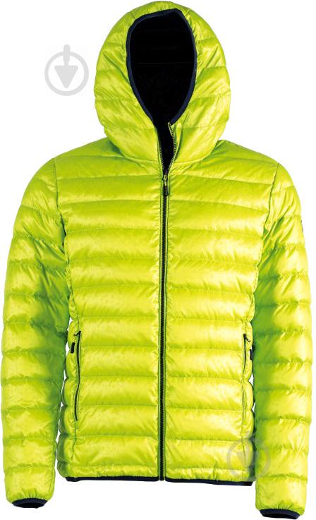 Куртка Northland Lorio Daunen Jacke р. L желтый 02-08171-32 - фото 1