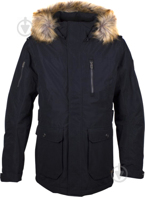 Куртка Northland Exo Sport Mad Parka 02-09134-14 L темно-синий - фото 1