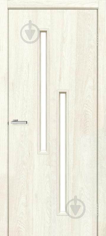 Дверне полотно ОМіС Техно Т02 ПО 800 мм дуб остін - фото 1