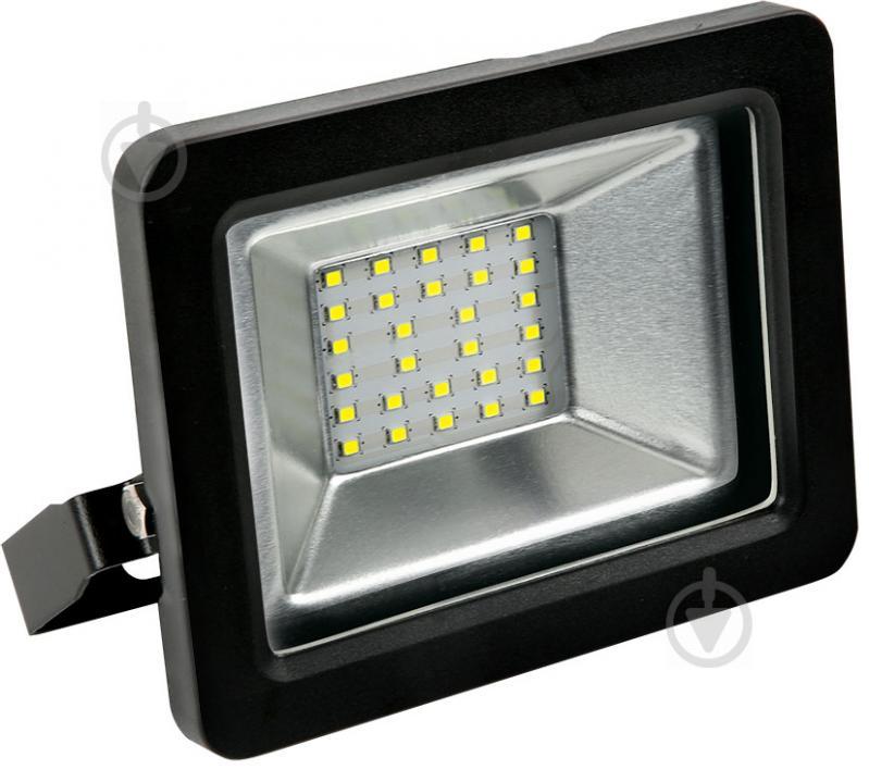 Прожектор Gauss LED 30 Вт IP65 чорний