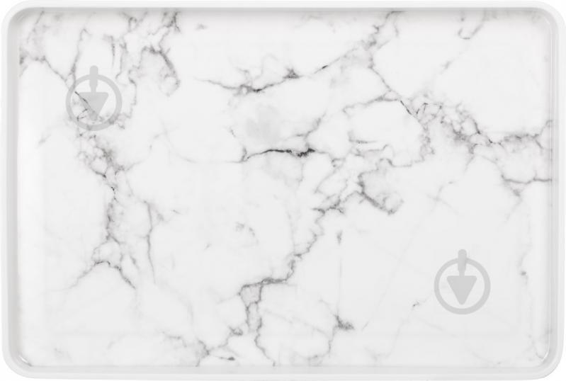 Таця Marble 35,5х24х2 см Flamberg - фото 1