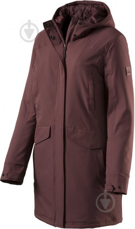 Пальто McKinley Kilara wms р. 34 бордовый 280765-295 - фото 1