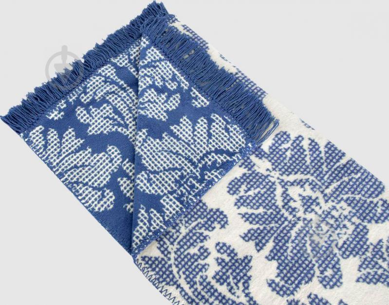 Плед Siena 150x200 см блакитний Arya - фото 5