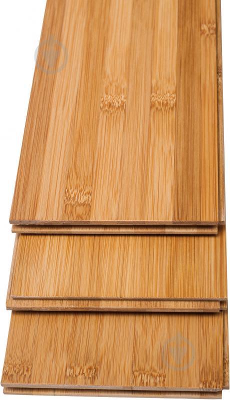 Паркет бамбук однополосная 1030х130х15 мм (2,678 кв.м) - фото 5