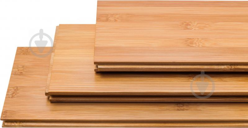 Паркет бамбук однополосная 1030х130х15 мм (2,678 кв.м) - фото 6