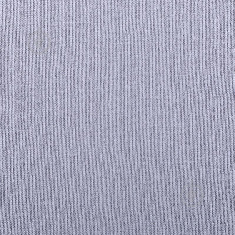 Простынь трикотажная 160x200 см серый Songer und Sohne - фото 2
