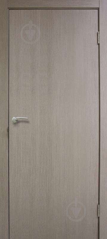 Дверное полотно ламинированное ОМіС МДФ глухе ПГ 700 мм сосна мадейра - фото 1