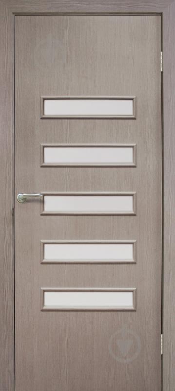 Дверне полотно ламіноване ОМіС Акорд 3 ПО 700 мм сосна мадейра - фото 1