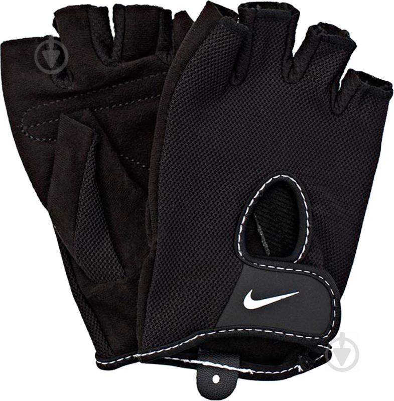 Рукавички атлетичні Nike Fundamental training gloves II N.LG.17.010 р. S - фото 1