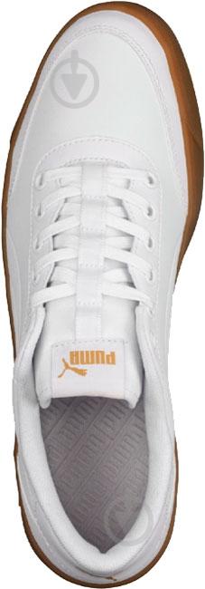 Кеды Puma CourtBreakerLMono 36497604 р. 9,5 белый - фото 5