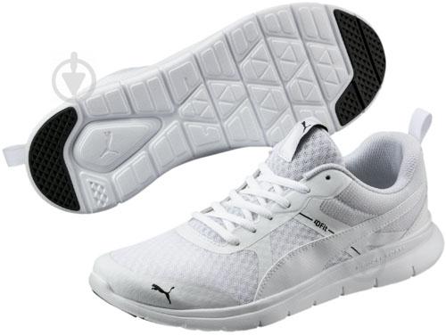 Кроссовки Puma FlexEssential 36526802 р. 8,5 белый - фото 1
