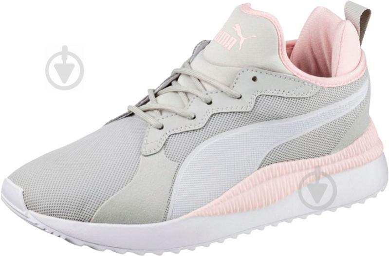 Кроссовки Puma PacerNext 36370311 р. 6 серо-розовый - фото 2