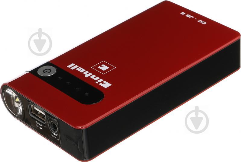 Мобильное пускозарядное устройство Einhell CC-JS 8 - фото 1