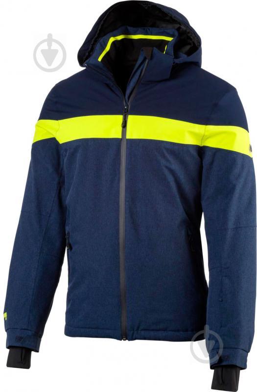 Куртка McKinley Arend ux 280505-900911 L темно-синий - фото 1